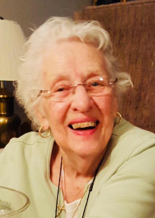 Dorothy Strohm